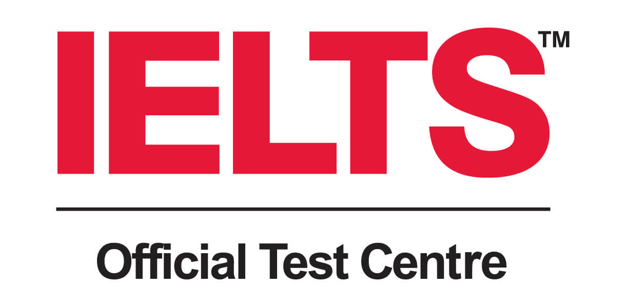 IELTS Official Test Centre Logo - Swiss Exams